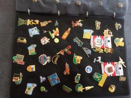 H  / Lot De Pin's Composé De 45 Piéces - Pin's