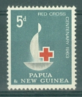 Papua New Guinea: 1963   Red Cross    MH - Papouasie-Nouvelle-Guinée
