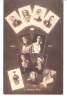 Famille Royale De Belgique-La Dynastie Belge-1830-1930-Centenaire De L'Indépendance-Roi-Reine-Princes Et Princesses - Königshäuser