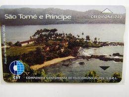 RARE    SAO TOME    LANDIS GYR  240 UNITS - Sao Tome And Principe