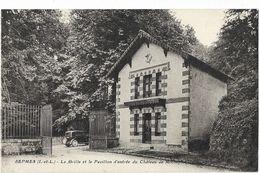 Sepmes - La Grille Et Le Pavillon D'entrée Du Château - Andere Gemeenten