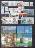 Uz 1170-1207 Uzbekistan Usbekistan 2017 Complete Year Set - Uzbekistan