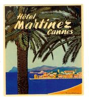HOTEL MARTINEZ CANNES - Hotel Labels