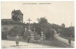 72 Ballon - Calvaire Et Château - Autres Communes