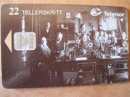 Télécarte De Norvege - Norway