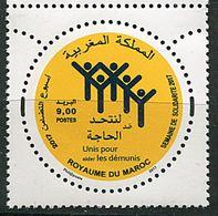 Maroc ** N° 1740 Année 2017 - Semaine De La Solidarité - - Morocco (1956-...)