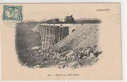 Djibouti Carte Des Cotes Francaises Des Somalies -  Le Pont Du HOL Holl N° 30 - Dschibuti