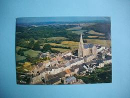 MALVILLE  -  44  -  Vue Aérienne  -  Le Centre Du Bourg  -  Loire Atlantique - Other Municipalities
