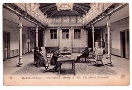 0417 - Chatel-Guyon - Etablissement Henry , Le Hall, Aile Gauche ( Hommes ) - Anc. étab. Neurdein Et Vie.- N°113 - Châtel-Guyon