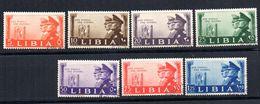 Serie  Nº 86/92 Libia - Libya
