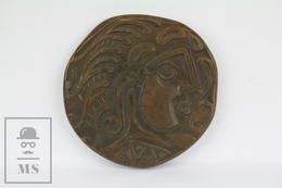 Vintage French 1951 Bimillenaire De Paris Bronze Medal - Autres