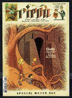 "SPIROU N° 3669 -  Année 2008 -  Couverture ""GULLY"" De DODIER & MAKYO - N° Spécial Moyen-Âge. - Spirou Magazine"