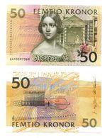Sweden 50 Kronor 1996-2003 Sn369 UNC- - Sweden