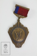 Vintage Russian Badge Of The State Committee For Physical Culture And Sports - Sports