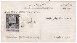 LETTRE DE PROTESTATION D'ESKI-CHEHIR  - 18 JUIN 1919 - Documents Historiques