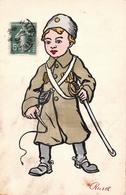 Illustration - Soldat Russe - Militaire Militaria Uniforme - Illustratoren & Fotografen