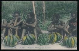 BELGISCH CONGO - PRACHTIGE STAAT = FEMMES WAREGA AU MARCHE - Belgian Congo - Other