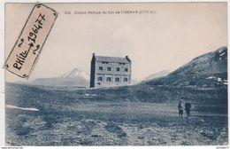 38 Col De L'Iseran - Cpa / Châlet-Refuge. Circulé. - Non Classés