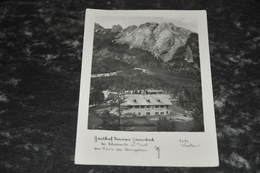 291   Gasthof  Pension Giessenbach Scharnitz Tirol - Scharnitz