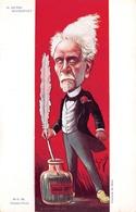 Caricature Politique - Illustration Comique - Henri Rochefort - Illustrateur Sirat - Other Illustrators