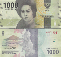 Indonesia 2016 - 1000 Rupiah - Pick NEW UNC - Indonésie