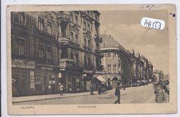 GLEIWITZ- WIHELMSTRASSE - Schlesien