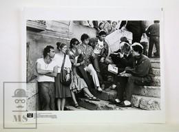 1985 20th Century Fox Press Photo -Bad Medicine -Steve Guttenberg, Julie Hagerty - Fotos