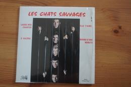 BEATLES.LES CHATS SAUVAGES LAISSE MOI CHANTER CD SINGLE DE 2001 REEDITION EP 1963 VALEUR + - Rock