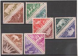 TCHAD TAXE  Année 1962  N° Y/T : 23/34* Côte: 9,00 € - Tchad (1960-...)