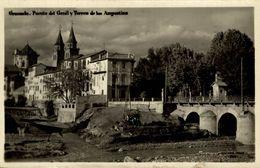 GRANADA. PUENTE DEL GENIL TORRES DE LAS ANGUSTIAS. - FOTOGRAFICA - Granada