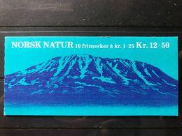 Norvegia - 1978- Libretto Serie Paesaggi Norvegesi - MNH ** - Libretti