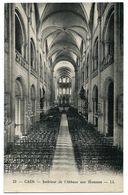 CPA 14 Calvados Caen Intérieur De L'Abbaye Aux Hommes - Caen