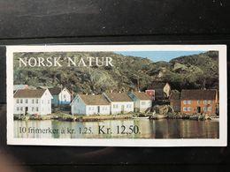 Norvegia - 1979- Libretto Serie Paesaggi Norvegesi - MNH ** - Libretti