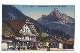 19224 - Lac Noir Schwarzsee Hôtel Pension Gypsera - FR Freiburg