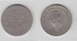 TUNISIE - 1 DINAR 1990 - Túnez