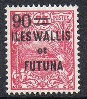 WALLIS-ET-FUTUNA N°34 N** - Unused Stamps
