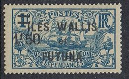 WALLIS-ET-FUTUNA N°36 N** - Unused Stamps