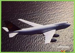 Voyo LUFTHANSA Boeing 747-200 1990s MINT - 1946-....: Moderne