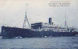 Paquebot        86        Paquebot SS Azay Le Rideau - Dampfer