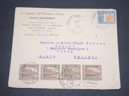 GUATEMALA - Enveloppe Commerciale ( Plantation De Café ) Pour La France En 1923/24 - L 12705 - Guatemala