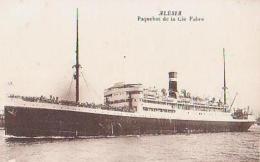 Paquebot        101       Paquebot  Alésia - Steamers