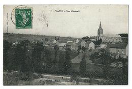 CPA 89 Yonne Vassy Vue Générale - Autres Communes