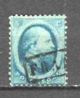 Netherlands 1864 NVPH 4 Canceled (5) - Gebraucht