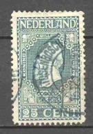 Netherlands 1913 NVPH 96 Canceled (5) - 1891-1948 (Wilhelmine)