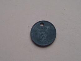 Belasting Op HONDEN / Taxe : Belgique / België 1941 - 034651 ( TOKEN For Dog / Chien TAX / For Detail, Zie/see Photo ) ! - Unclassified