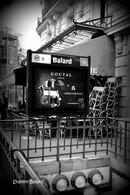 Paris XV (75)- METRO-Station Balard  (Edition à Tirage Limité) - Métro