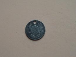 Belasting Op HONDEN / Taxe : Belgique / België 1948 - 394422 ( TOKEN For Dog / Chien TAX / For Detail, Zie/see Photo ) ! - Unclassified