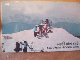 Télécarte Du Viet-nam - Vietnam