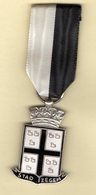 Medaille - Stad Izegem 1970 - Belgique