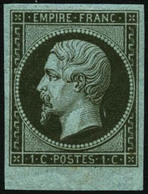 ** N°11a 1c Bronze - TB - 1853-1860 Napoléon III